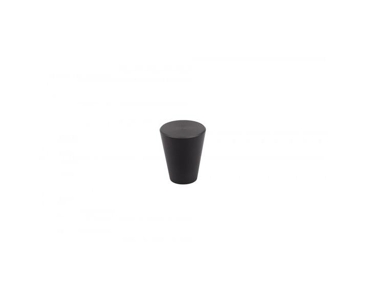 Uchwyt Conic czarna matowa