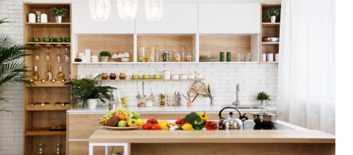 Jak optycznie powiększyć kuchnię?