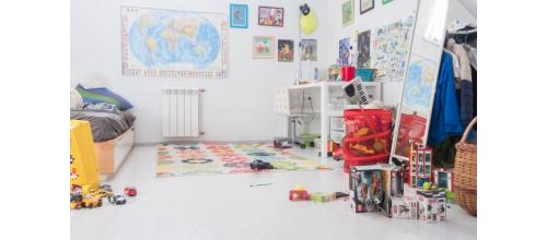 Regały do pokoju dziecka